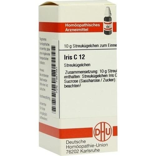 IRIS C12, 10 G, Dhu-Arzneimittel GmbH & Co. KG