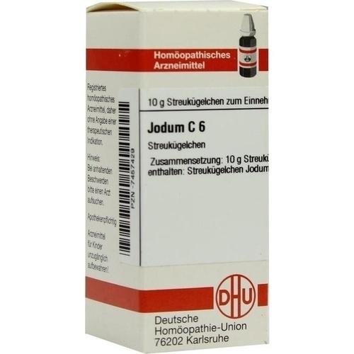 JODUM C 6, 10 G, Dhu-Arzneimittel GmbH & Co. KG