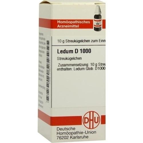 LEDUM D1000, 10 G, Dhu-Arzneimittel GmbH & Co. KG
