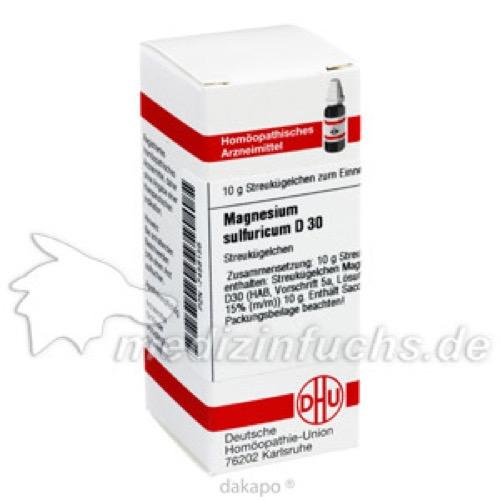 MAGNESIUM SULF D30, 10 G, Dhu-Arzneimittel GmbH & Co. KG