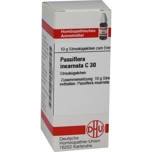 PASSIFLORA INCARNATA C30, 10 G, Dhu-Arzneimittel GmbH & Co. KG