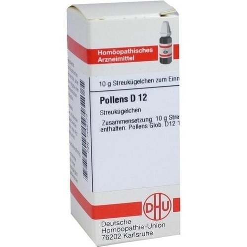POLLENS D12, 10 G, Dhu-Arzneimittel GmbH & Co. KG