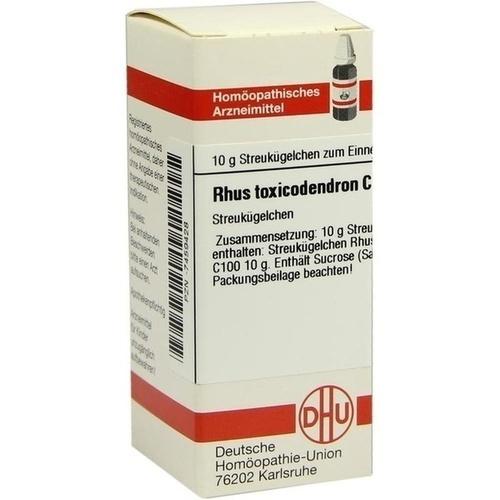 RHUS TOX C100, 10 G, Dhu-Arzneimittel GmbH & Co. KG