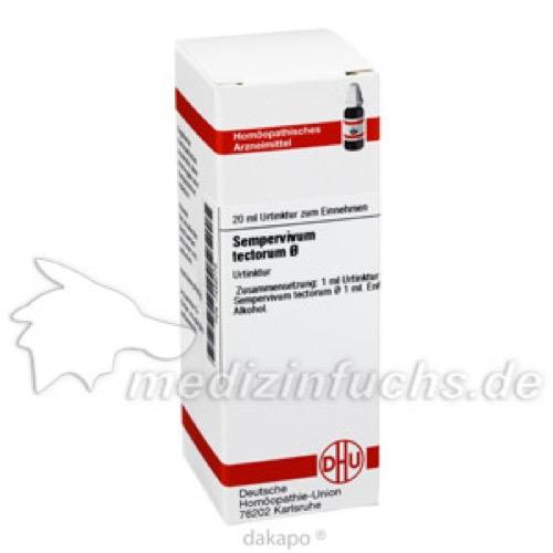 SEMPERVIVUM TECT URT, 20 ML, Dhu-Arzneimittel GmbH & Co. KG