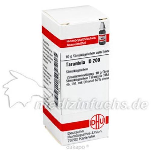 TARANTULA D200, 10 G, Dhu-Arzneimittel GmbH & Co. KG