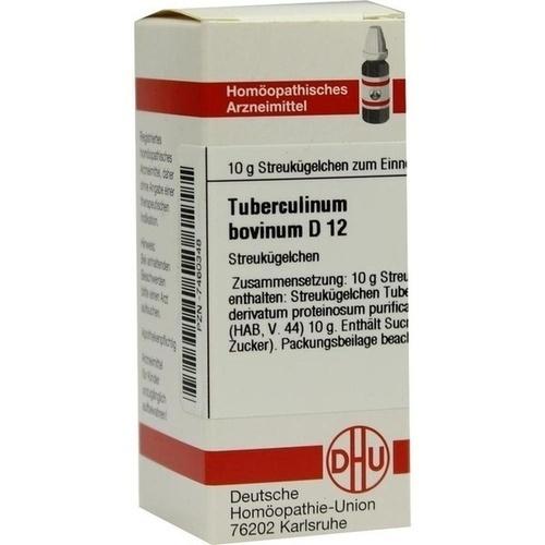 TUBERCULINUM BOVIN D12, 10 G, Dhu-Arzneimittel GmbH & Co. KG