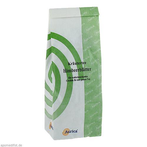HIMBEERBLAETTER KRAEUTERTEE AURICA, 50 G, AURICA Naturheilmittel und Naturwaren GmbH