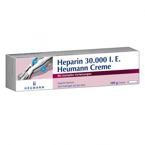 Heparin 30000 Heumann Creme, 100 G, Heumann Pharma GmbH & Co. Generica KG