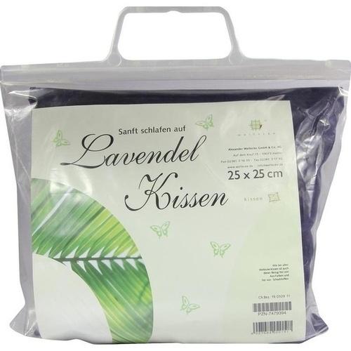 Lavendel Kissen 25x25, 1 ST, Alexander Weltecke GmbH & Co. KG