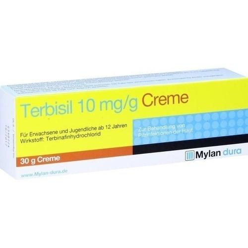 Terbisil 10 mg/g Creme, 30 G, Mylan dura GmbH