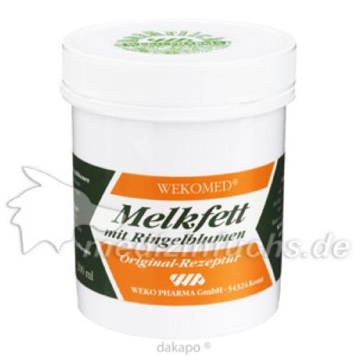 WEKOMED Melkfett Ringelblumen, 200 ML, Weko-Pharma GmbH