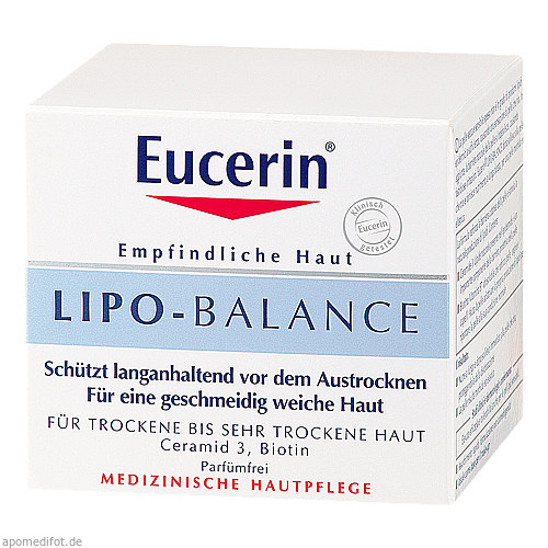 Eucerin EGH Lipo-Balance, 50 ML, Beiersdorf AG Eucerin