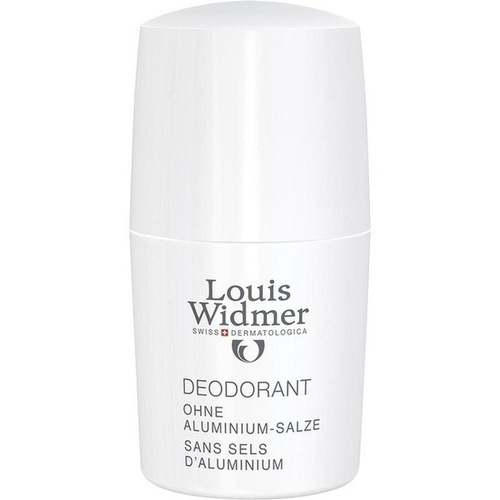 WIDMER Deodorant ohne Aluminium Salze I.p., 50 ML, Louis Widmer GmbH