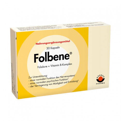 Folbene, 30 ST, Wörwag Pharma GmbH & Co. KG