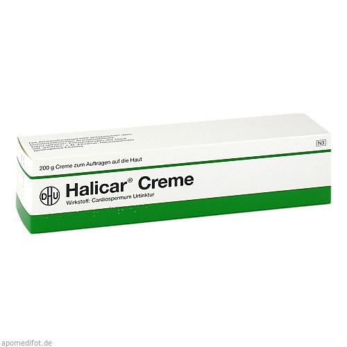 HALICAR CREME, 200 G, Dhu-Arzneimittel GmbH & Co. KG