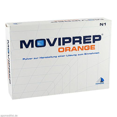 MOVIPREP Orange Pulv.z.Herst.einer Lsg.z.Einnehmen, 1 ST, Norgine GmbH