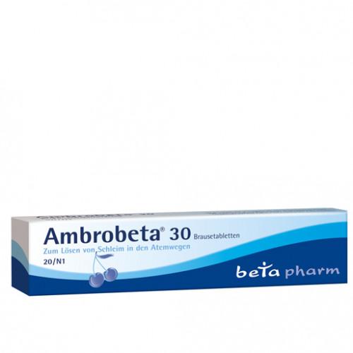 Ambrobeta 30, 20 ST, betapharm Arzneimittel GmbH
