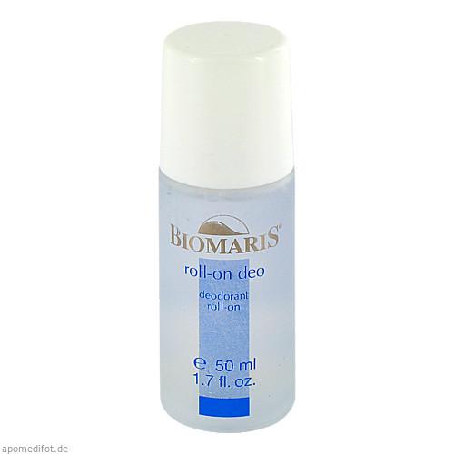 BIOMARIS ROLL ON DEO, 50 ML, Biomaris GmbH & Co. KG