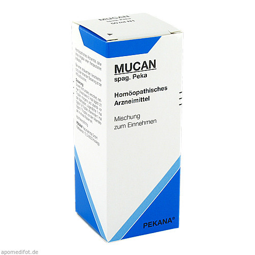 MUCAN SPAG PEKANA, 50 ML, Pekana Naturheilmittel GmbH