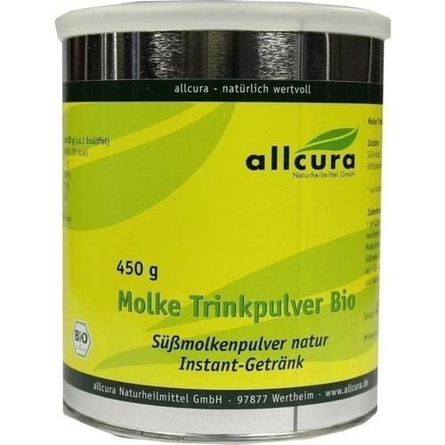 Molke Trinkpulver Bio, 450 G, Allcura Naturheilmittel GmbH