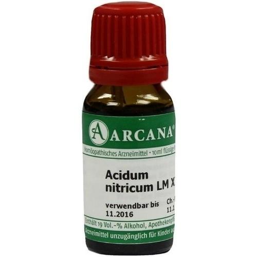 ACIDUM NITR LM 12, 10 ML, Arcana Arzneimittel-Herstellung Dr. Sewerin GmbH & Co. KG