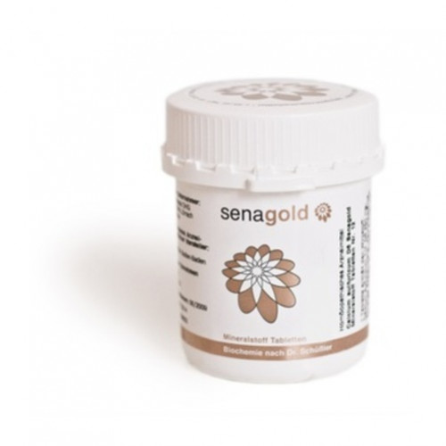 Biochemie Senagold Nr. 16 Lithium chloratum D12, 400 ST, Senagold Naturheilmittel GmbH