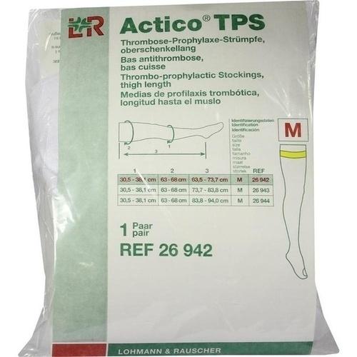 Actico TPS oberschenkellang Gr.M kurz paarweise, 2 ST, Lohmann & Rauscher GmbH & Co. KG