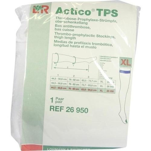 Actico TPS oberschenkellang Gr.XL lang paarweise, 2 ST, Lohmann & Rauscher GmbH & Co. KG