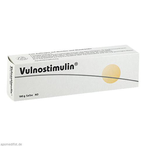 VULNOSTIMULIN Salbe, 100 G, DERMAPHARM AG
