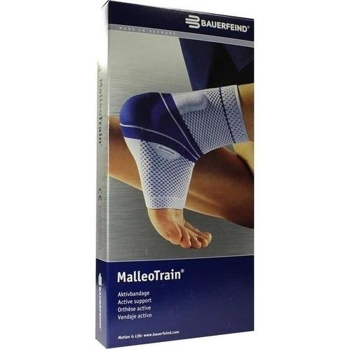 MalleoTrain schwarz links 3, 1 ST, Bauerfeind AG / Orthopädie