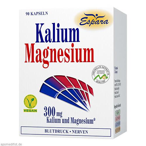 Kalium Magnesium, 90 ST, Espara GmbH