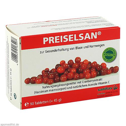PREISELSAN, 90 ST, Sanitas GmbH & Co. KG
