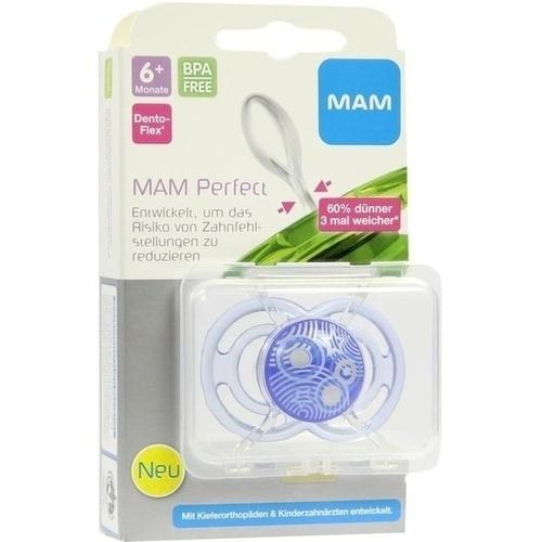 MAM Perfect Silikon 6-16, 1 ST, Mam Babyartikel GmbH