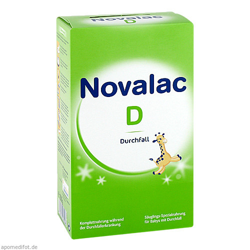NOVALAC D Säuglings Spezialnahruung, 250 G, Careforce pharma GmbH