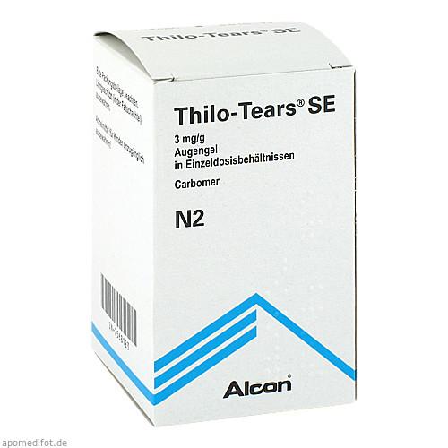Thilo Tears SE, 50X0.7 G, Alcon Deutschland GmbH