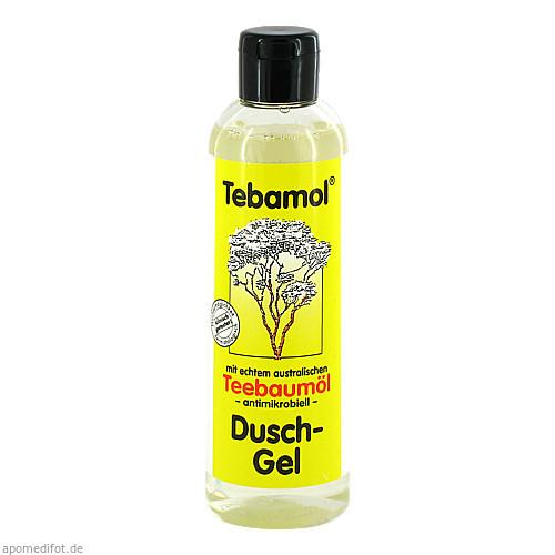 TEEBAUMOEL DUSCH Gel, 200 ML, Bio-Diaet-Berlin GmbH