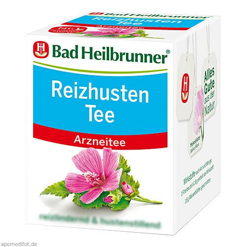 Bad Heilbrunner Reizhusten Tee, 8 ST, Bad Heilbrunner Naturheilm. GmbH & Co. KG
