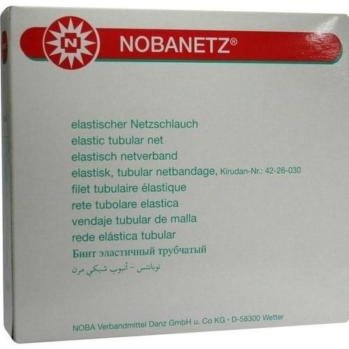 NOBANETZ 25M GR 3 UNTERSCHENKEL NETZSCHLAUCHVERBAN, 1 ST, Nobamed Paul Danz AG
