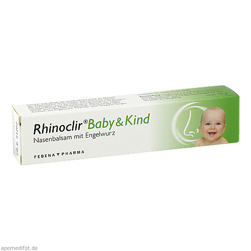 Rhinoclir Baby & Kind, 10 G, Febena Pharma GmbH