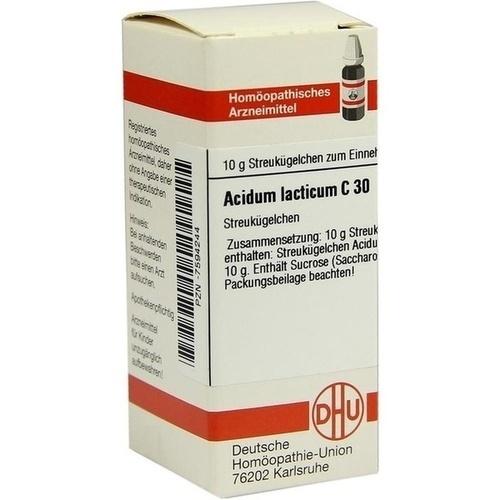 ACIDUM LACTIC C30, 10 G, Dhu-Arzneimittel GmbH & Co. KG