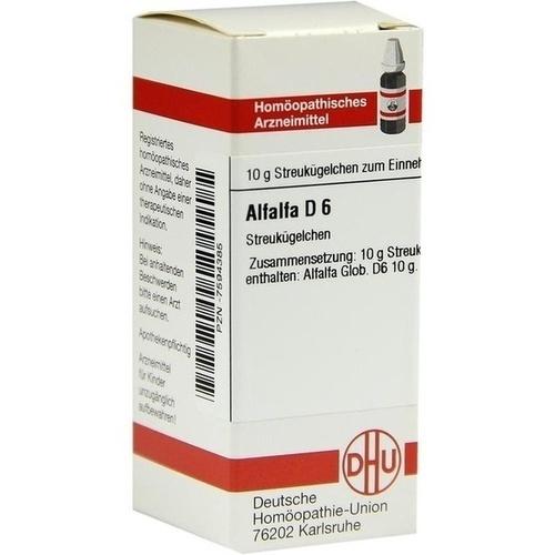 ALFALFA D 6, 10 G, Dhu-Arzneimittel GmbH & Co. KG