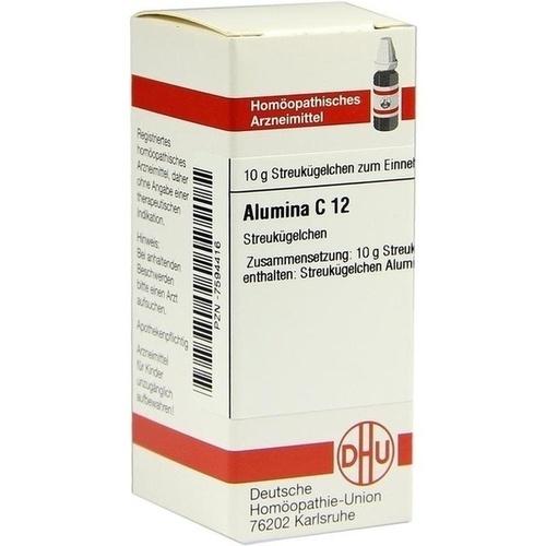 ALUMINA C12, 10 G, Dhu-Arzneimittel GmbH & Co. KG