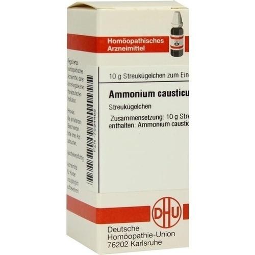 AMMONIUM CAUST D12, 10 G, Dhu-Arzneimittel GmbH & Co. KG