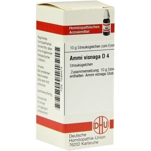 AMMI VISNAGA D 4, 10 G, Dhu-Arzneimittel GmbH & Co. KG