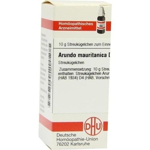 ARUNDO MAURITANICA D 4, 10 G, Dhu-Arzneimittel GmbH & Co. KG