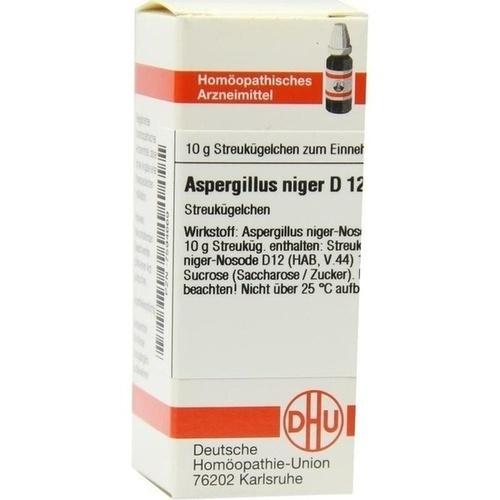 ASPERGILLUS NIGER D12, 10 G, Dhu-Arzneimittel GmbH & Co. KG