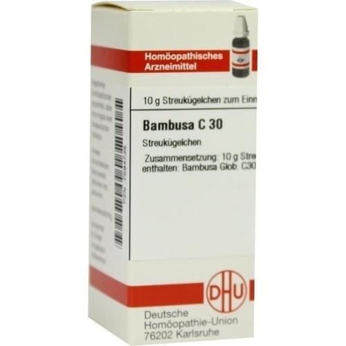 Bambusa C30, 10 G, Dhu-Arzneimittel GmbH & Co. KG