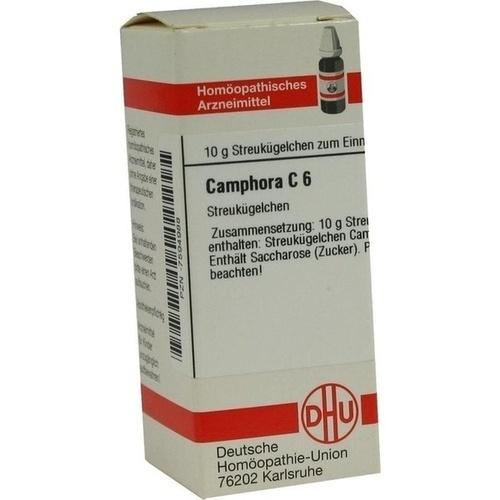 CAMPHORA C 6, 10 G, Dhu-Arzneimittel GmbH & Co. KG