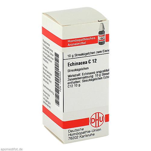 ECHINACEA HAB C 12 Globuli, 10 G, DHU-Arzneimittel GmbH & Co. KG