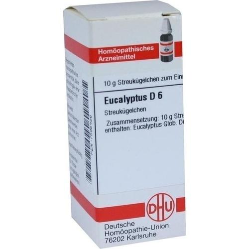 EUCALYPTUS D 6, 10 G, Dhu-Arzneimittel GmbH & Co. KG